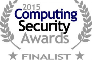 BeecherMadden were shortlisted for Recruitment Company of the Year at the 2015 Computing Security Awards
