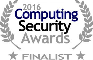 BeecherMadden were shortlisted for Recruitment Company of the Year at the 2016 Computing Security Awards